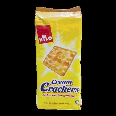 Hilo Cream Crackers 400g