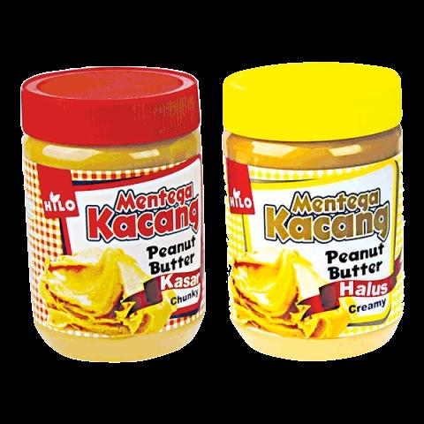 Hilo Peanut Butter 500g