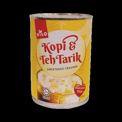 Hilo Kopi / Teh Tarik Creamer