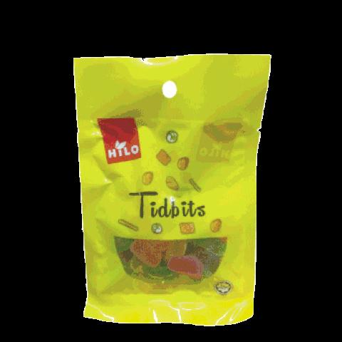 Hilo Fruit Jelly 100g