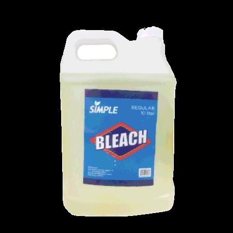 Simple Bleach 10 Liter