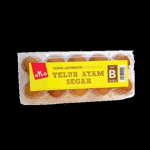 Hilo Telur Ayam B 10's