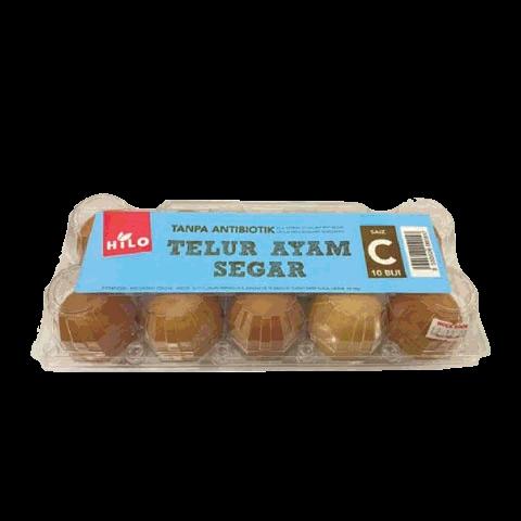 Hilo Telur Ayam C 10's