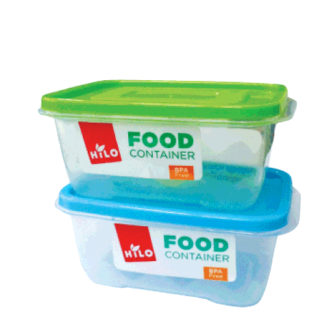 Hilo Food Container 400ml
